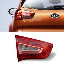 OEM Genuine Parts Rear Lamp Tail Light Assy Inside LH For KIA 2011-2013 Sportage
