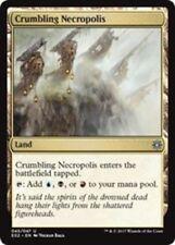 4x Crumbling Necropolis NM-Mint, English Explorers of Ixalan MTG Magic