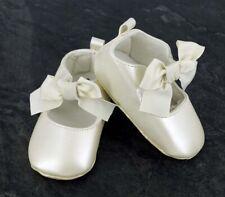 Bautizo Cochecito de Niño Zapatos, Recién Nacido Bebé Niña Infantil Zapatos Niños que empiezan a caminar andar 0-12