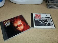 BATON ROUGE Lights Out In The Playground RARE hair metal rock 1991 lot of 2 cd's