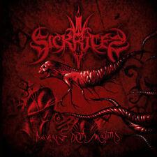 Sickrites-Irreverent Death Megaliths + + LP + + NEUF!!!