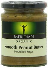 Organic Peanut Butter Smooth - With Salt / No Sugar - 280g