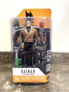 DC Collectibles Batman The Adventures Continue Red Hood Non-Mint Card