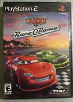 Cars Race-O-Rama (Sony PlayStation 2, 2009) new-sealed ps2