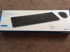 Microsoft Wireless 900 Desktop Tastatur und Maus, Neu. QWERTZ