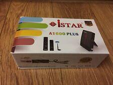 Genuine iSTAR - KOREA A1600 Plus - 6 months OnlineTV - IPTV satellite receiver