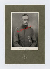 Aviator Force Pilot Otto Parschau Uniform Medal Air Force Fokker Western Front 1916!