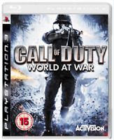 PS3 - Call of Dut: World at War (COD) **New & Sealed** Official UK Stock