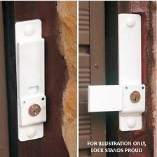 XPA002 Garage Door Security Lock - Garage Guardian locking
