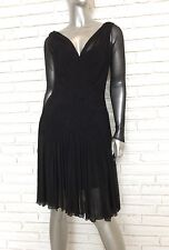 Nieman Marcus Vicky Tiel Couture Black Formal Dress-Sz 6 M Gown