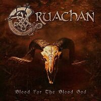 CRUACHAN - BLOOD FOR THE BLOOD GOD (ARTBOOK 2 CD) 2 CD NEU