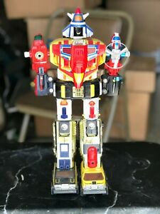 Voltron robot almost complete Used