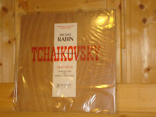 33CX 1422 MICHAEL RABIN Tchaikovsky Violin Concerto COLUMBIA 180g LP SEALED