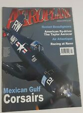 Aeroplane Magazine Back Issue January 1999 Mexican Gulf Corsairs