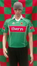 Mayo GAA 2004 Official O'Neills Gaelic Football Jersey (Youths 11-12 Years)