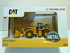 CAT 1:64 - 988h Wheel Loader Construction Vehicle Diecast Metal Model
