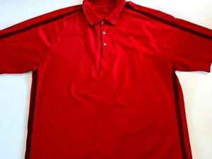 Nike Golf Short Sleeve Golf Polo Shirt Men's 2XL