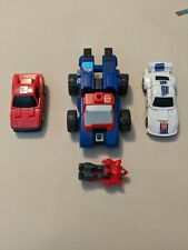 Transformers G1 Autobot lot - Crosshairs, Jazz and Chase