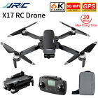 JJRC X17 GPS 5G 6K HD Camera 2-Axis Gimbal Optical Flow Pos. Brushless RC Drone
