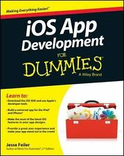 iOS App Development for Dummies (Paperback or Softback)