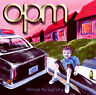 Opm : Menace to Sobriety CD