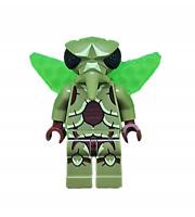 LEGO Winged Mosquitoid Minifigure from Galaxy Squad. Sets 70701, 70702, 70705