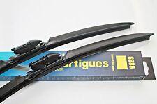 1 Paar Flex-Scheibenwischer Opel Meriva B Bj: ab 2010 Flachbalkenwischer