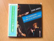 "BEE GEES ""To Whom It My Concern""  Japan mini LP CD"
