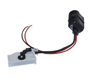 RNS-E Navigation Bluetooth Aux Input Adaptor 32Pin For Audi A4 A6 A8 BT-AUD32P