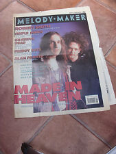The Cure/Dinosaur Jr 1989 MelodyMaker front cover  EX CONDITION