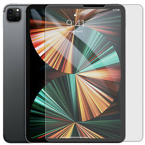"9H Hartglasfolie Apple iPad Pro 11"" 2021 (3. Gen) Display Schutzglas Full-Cover"