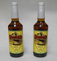 (2 Pack) Gourmet AMARETTO SYRUP 32oz. Coffee Drink & Italian Soda Flavor