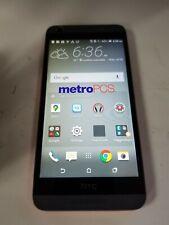 HTC Desire 626S 8GB Gray Lava 0PM9110 (MetroPCS) Android Smartphone BG5767