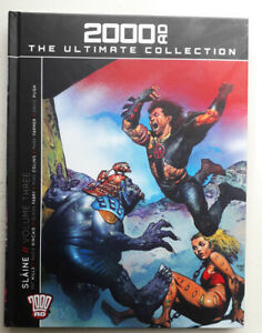 SLAINE: VOLUME 3 - 2000AD The Ultimate Collection.