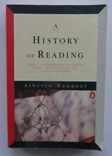 (224) A History of Reading by Alberto Manguel Written Communication PB 1997