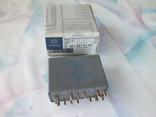 Original Mercedes w124 t w201 w202 clignotant relais a2018210147 relais Contactor