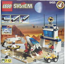 LEGO 6455 System: Space Simulation Station