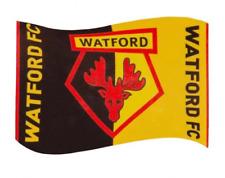 Watford F.C. Official Crest Football Flag 1520mm x 910mm