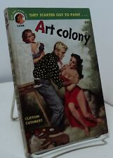 Art Colony by Clifton Cuthbert -  Lion 58 - 1951