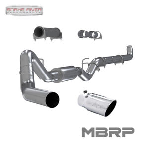 """MBRP 4"""" EXHAUST 01-07 CHEVY GMC DURAMAX DIESEL 6.6L LB7 LLY LBZ w STAINLESS TIP"""