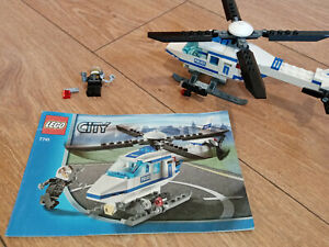 LEGO City Police Helicopter (7741) 2008