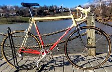 Basso Cicli 3 Road Bicycle - Campagnolo And Shimano 600, Made In Italy