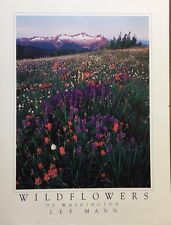 Mann, Lee-Wildflowers of Washington-Botanical-Art For Sale
