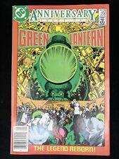 Green Lantern #200 Anniversary Issue May 1986 DC Comics. (8.5 VF+)