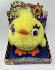 Disney Pixar Toy Story Signature Collection Deluxe Talking Ducky Movie Size New