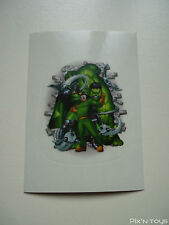 Sticker Marvel Heroes Ultimate Collection #B / Preziosi Collection 2008 NEW