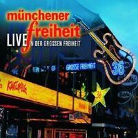 """MÜNCHENER FREIHEIT """"MÜNCHENER FREIHEIT LIVE"""" 2 CD NEW"""