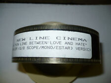 A THIN LINE BETWEEN LOVE AND HATE, unused orig 35mm trailer [Martin Lawrence]
