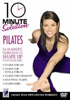 10 Minute Solution - Pilates [DVD][Region 2]