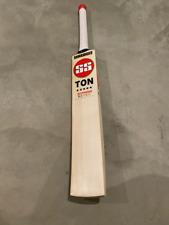 SS Players Cricket Bat - TON Supreme Retro Classic.